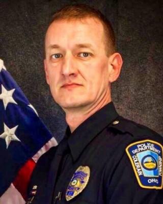 Police Officer Dale James Woods