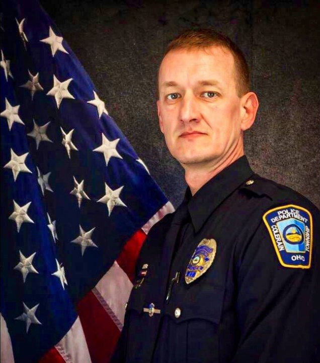 Dale Woods Police Officer Colerain Township
