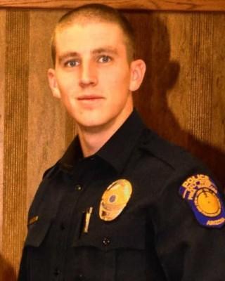 Police Officer Clayton Joel Townsend