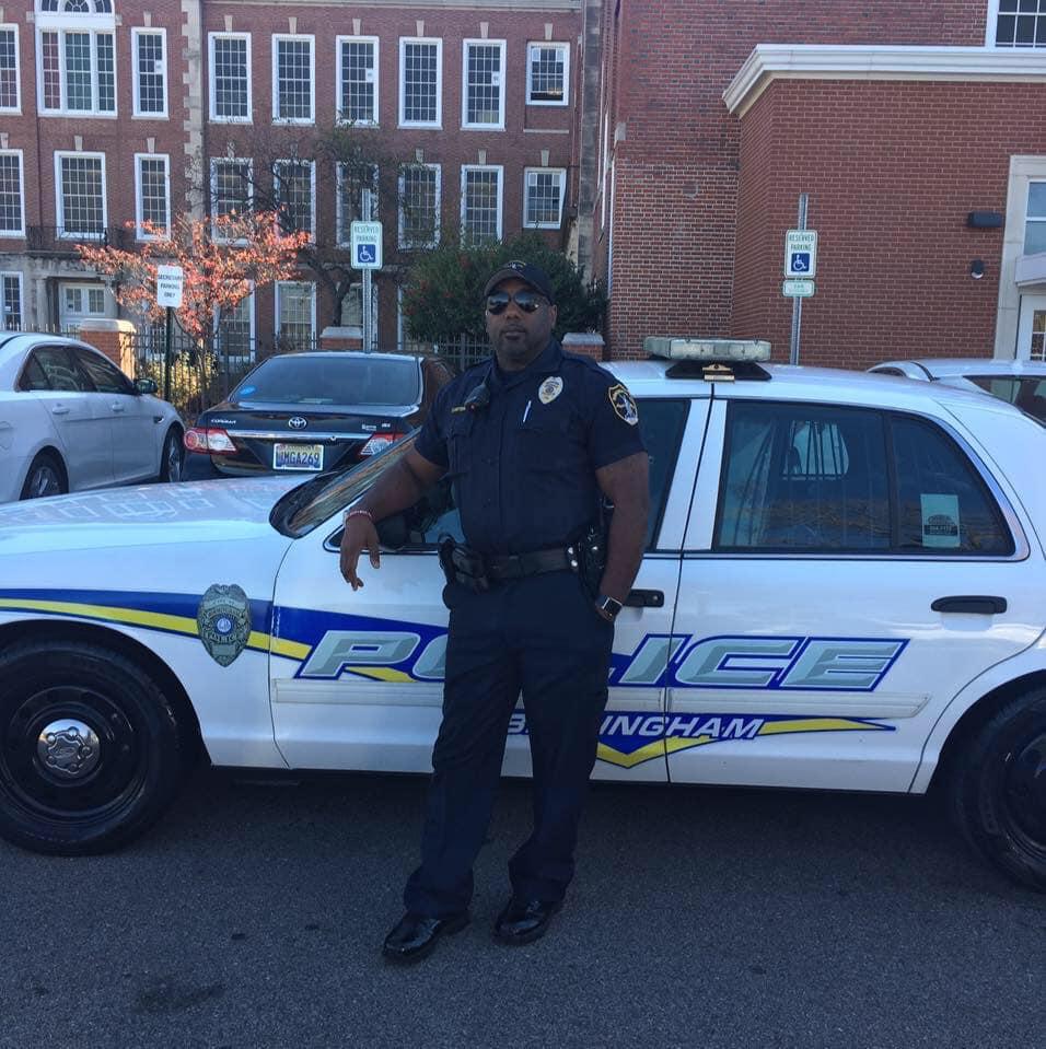 Sergeant WyTasha Lamar Carter | Birmingham Police Department, Alabama