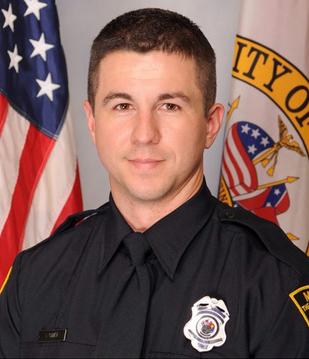 Police Officer Sean Paul Tuder | Mobile Police Department, Alabama