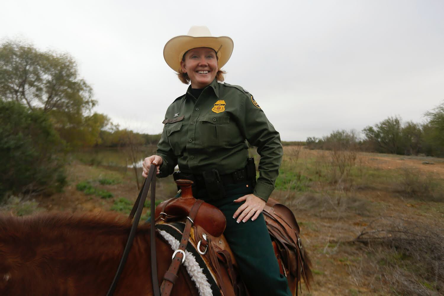 Border Patrol Agent Donna Doss | United States Department of Homeland Security - Customs and Border Protection - United States Border Patrol, U.S. Government