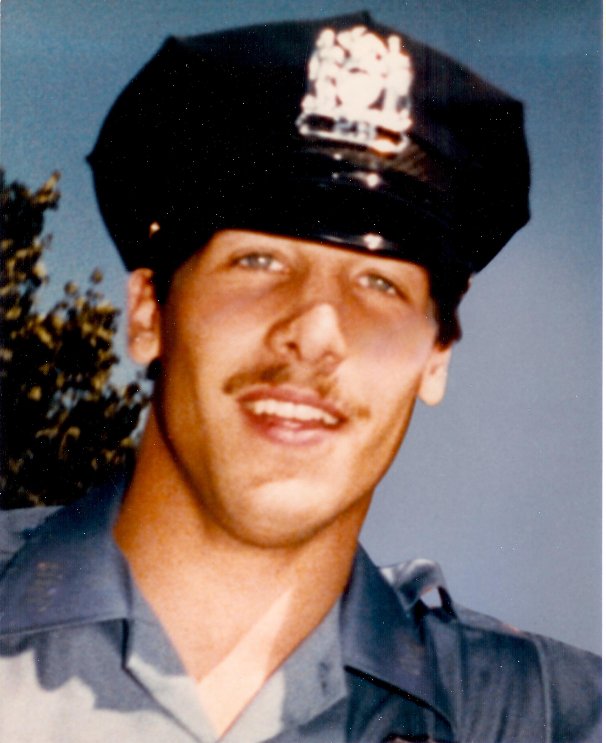 Police Officer Michael J. Buczek | New York City Police Department, New York