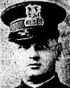 Patrolman William F. Bunda   Chicago Police Department, Illinois