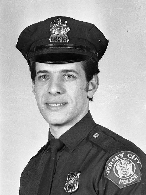 Police Officer Casper J. Buonocore, Jr. | Jersey City Police Department, New Jersey