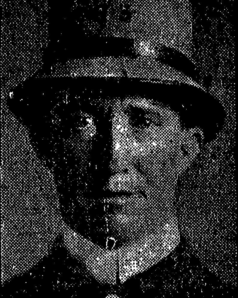 Patrolman Francis A. Burke | New Orleans Police Department, Louisiana