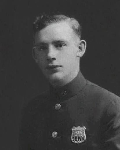 Patrolman Joseph P. Burke | New York City Police Department, New York