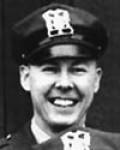 Patrol Officer Robert Eugene Burke | Winnetka Police Department, Illinois