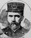 Lieutenant William L. Burke | San Francisco Police Department, California