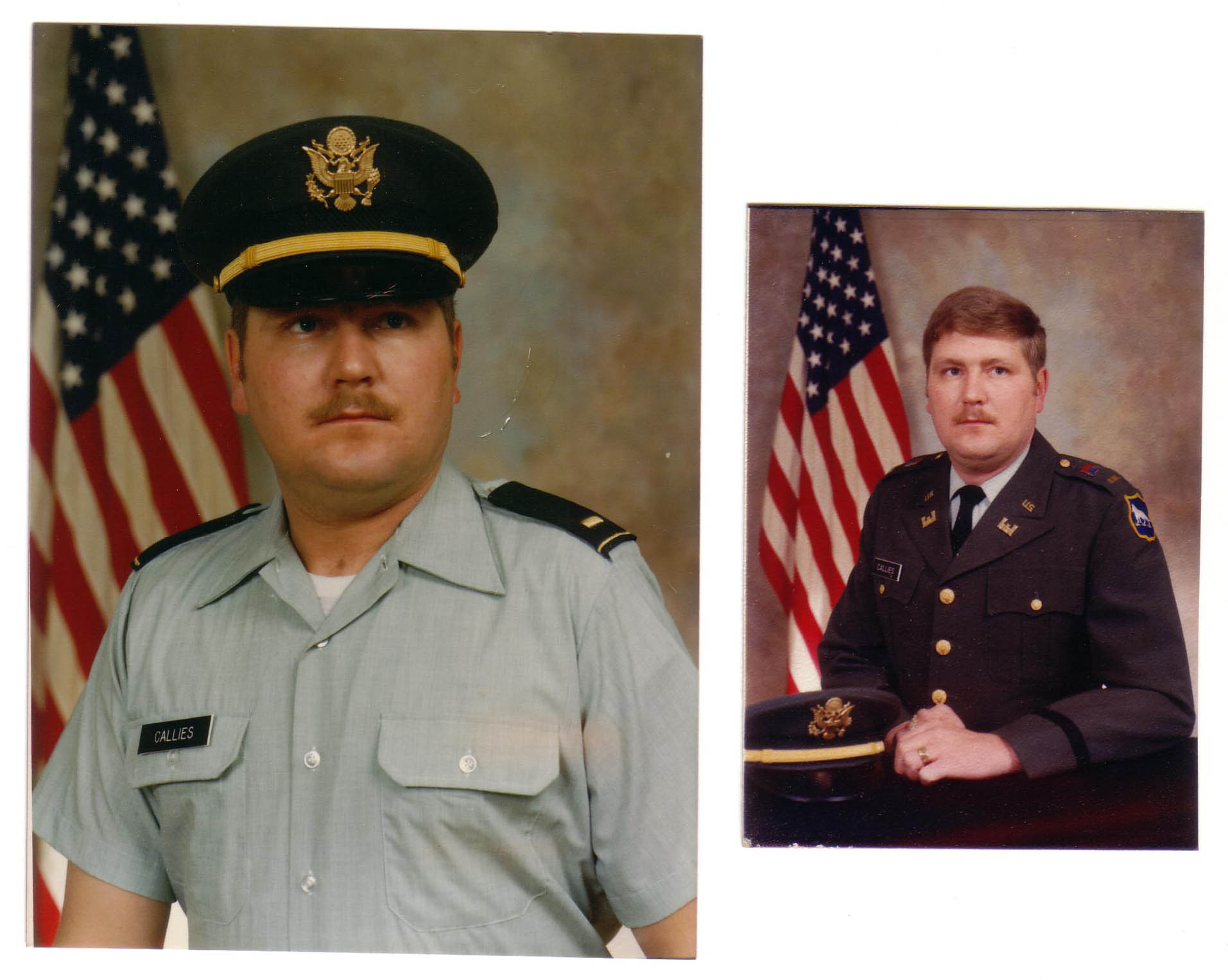 Sergeant Thomas Lloyd Callies | Huron Police Department, South Dakota