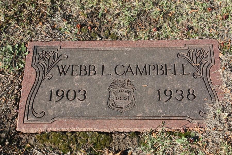 Detective Webb Loraine Campbell | Oklahoma City Police Department, Oklahoma