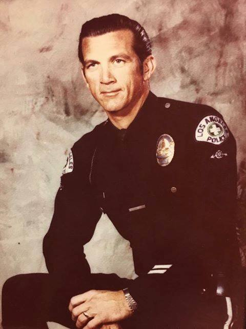 Policeman Charles A. Caraccilo | Los Angeles Police Department, California
