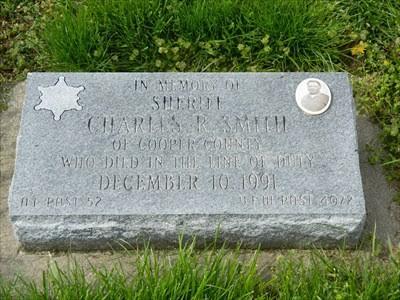 Sheriff Charles R. Smith | Cooper County Sheriff's Department, Missouri