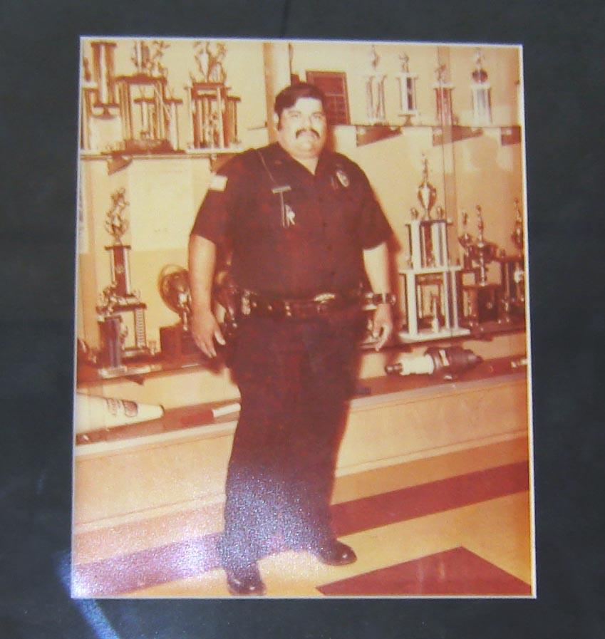 Patrolman Enrique L. Carrisalez | Los Fresnos Police Department, Texas