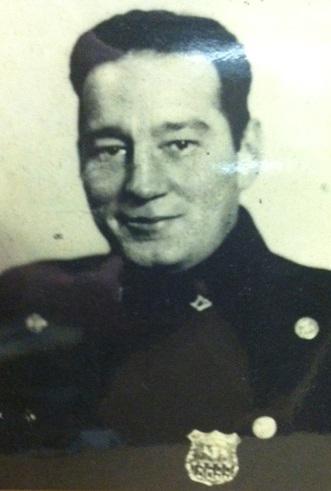 Patrolman Thomas J. Casey | New York City Police Department, New York
