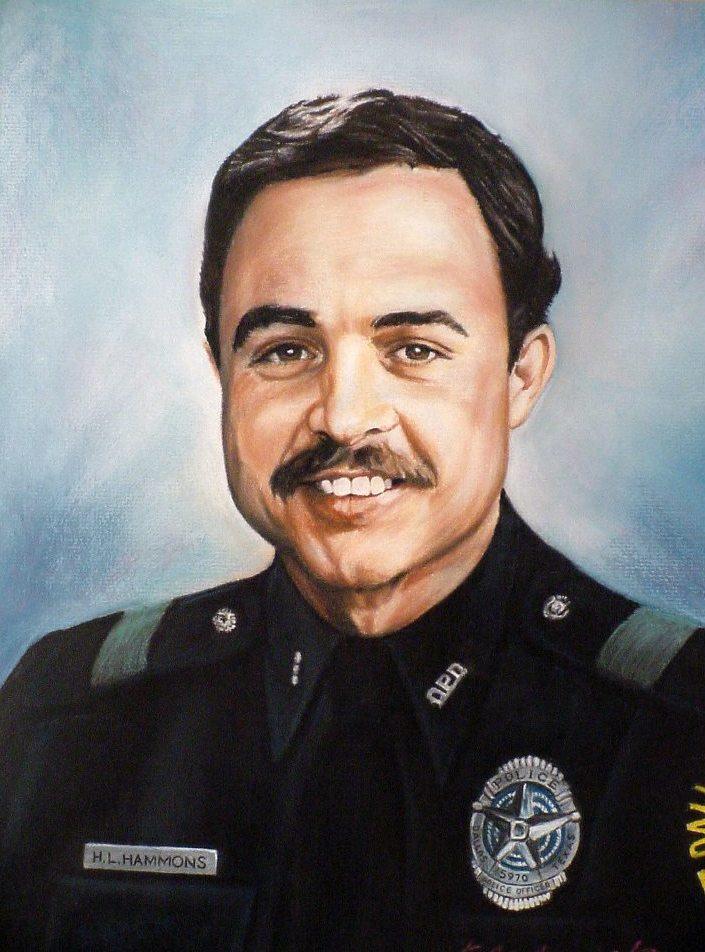 Police Officer Harold Lee Hammons | Dallas Police Department, Texas