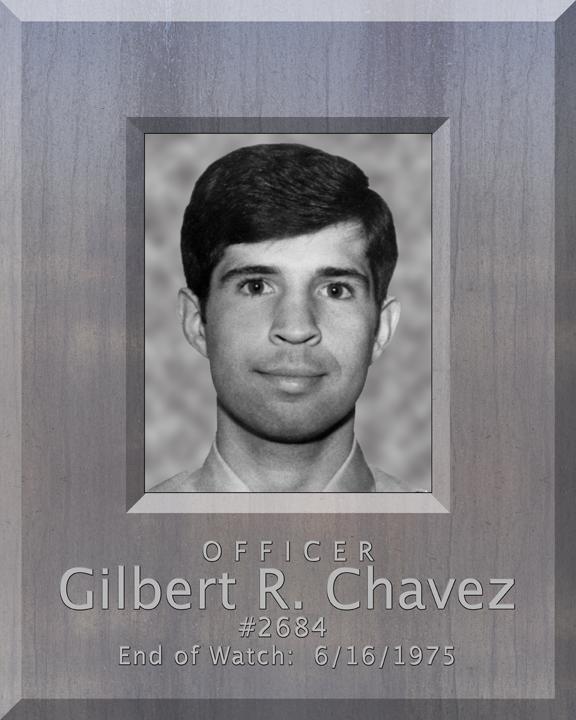 Officer Gilbert R. Chavez | Phoenix Police Department, Arizona