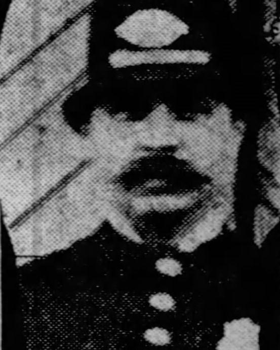 Patrolman George E. Claus | Buffalo Police Department, New York