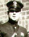 Patrolman Thomas Joseph Clossey | Hudson County Police Department, New Jersey