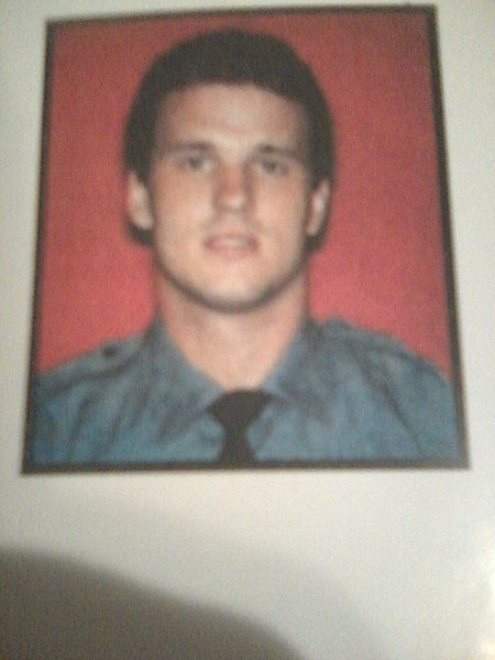 Police Officer Gary C. Coe   New York City Police Department, New York
