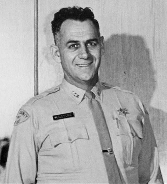 Deputy Sheriff Wesley Green Cole | Tulsa County Sheriff's Office, Oklahoma