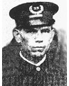 Police Officer Amos J. Comer   Seattle Police Department, Washington