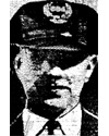 Police Officer Ellsworth W. Cordes | Seattle Police Department, Washington