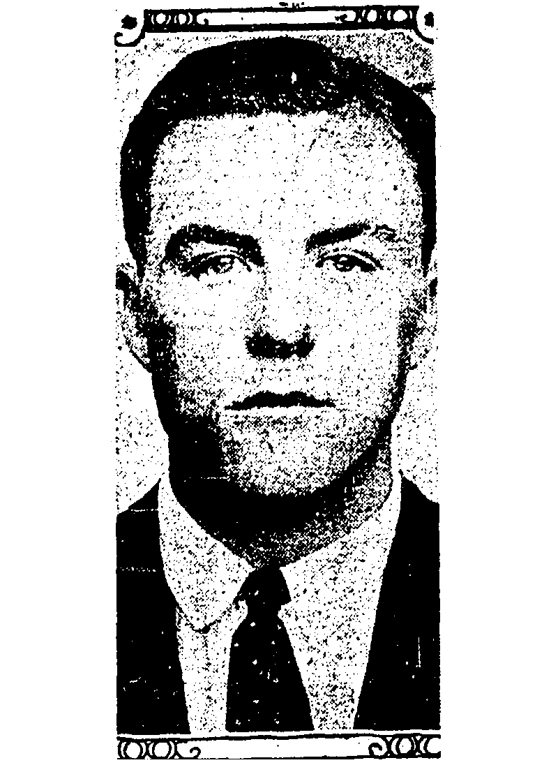 Policeman James C. Costello | Los Angeles Police Department, California