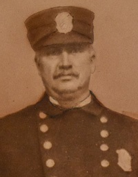 Patrolman Charles Tilden Crooker | Quincy Police Department, Massachusetts