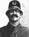 Police Officer William Henry Cunliffe | Seattle Police Department, Washington