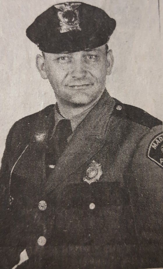 Chief of Police Louis E. Daigle | Madawaska Police Department, Maine