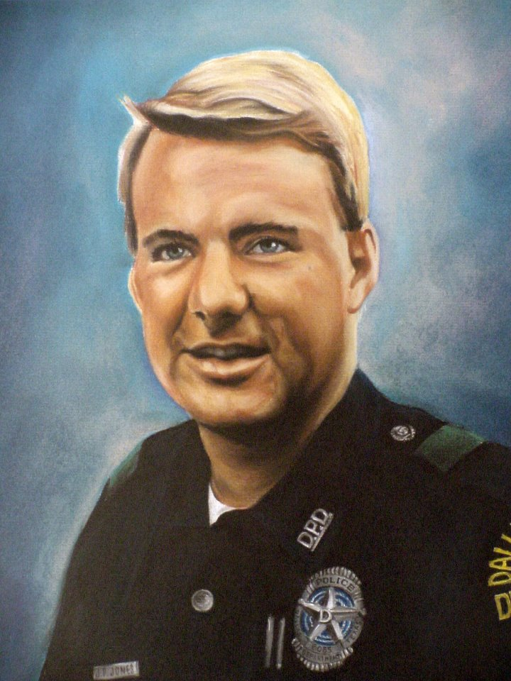 Police Officer John Paul Jones | Dallas Police Department, Texas