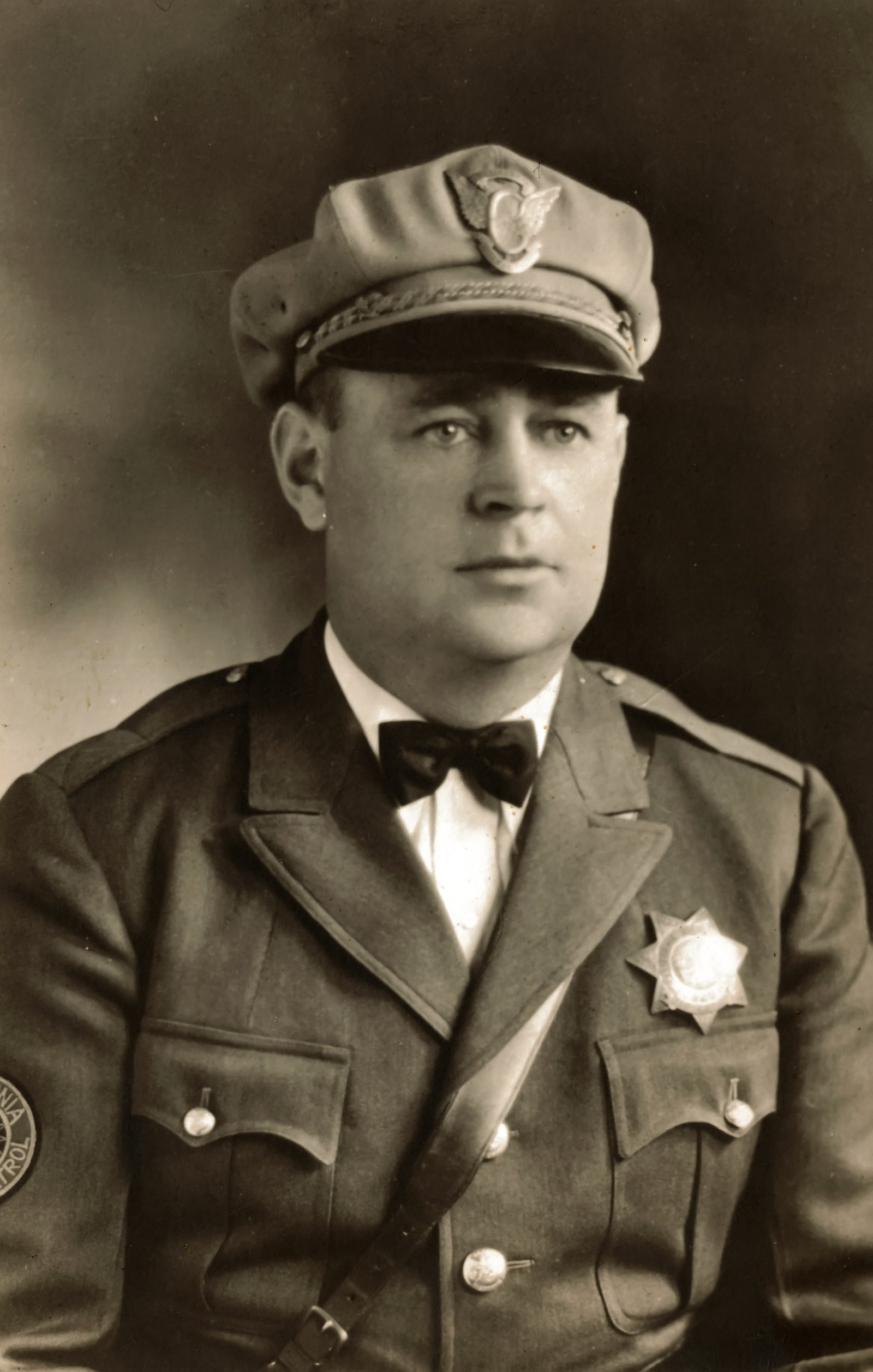 Officer John A. Daroux | California Highway Patrol, California