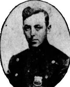 Patrolman Walter Oliver DeCastillia | New York City Police Department, New York
