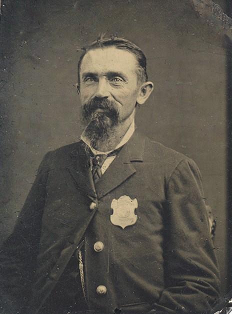 Station Keeper Henry Deering | Cincinnati Police Department, Ohio