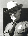 Patrol Agent Edwin Curtis Dennis | United States Department of Justice - Immigration and Naturalization Service - United States Border Patrol, U.S. Government