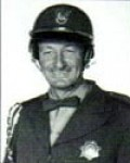 Officer Merle E. DeWitt   California Highway Patrol, California