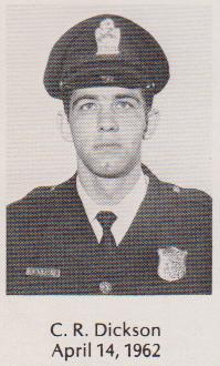 Officer Charles B. Dickson | Atlanta Police Department, Georgia