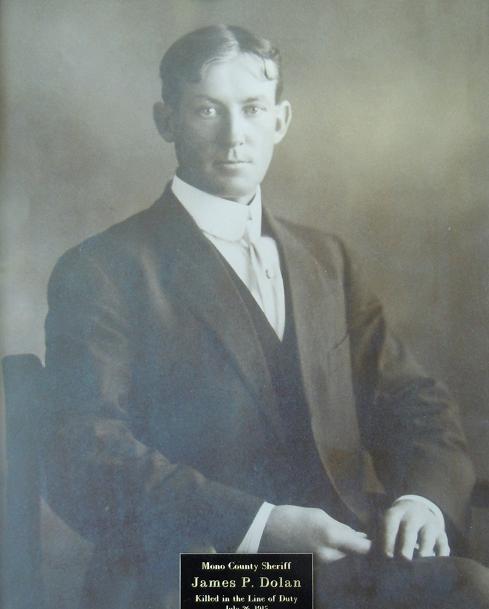 Sheriff James P. Dolan | Mono County Sheriff's Office, California
