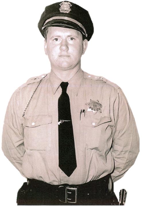 Police Officer Eugene Albert Doran | Hillsborough Police Department, California