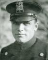 Patrolman George E. Duggan   Irvington Police Department, New York