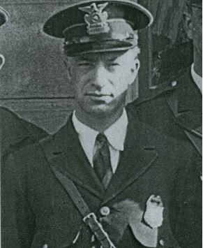 Police Officer Oscar Lee Duley | Eugene Police Department, Oregon