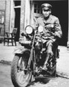 Motorcycle Officer Alfred E. Dunn | Appleton Police Department, Wisconsin