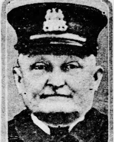 Police Officer Bernard Early | St. Louis Metropolitan Police Department, Missouri