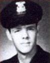 Police Officer Daniel G. Ellis   Detroit Police Department, Michigan