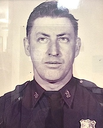 Patrolman Maurice Erben | New York City Police Department, New York