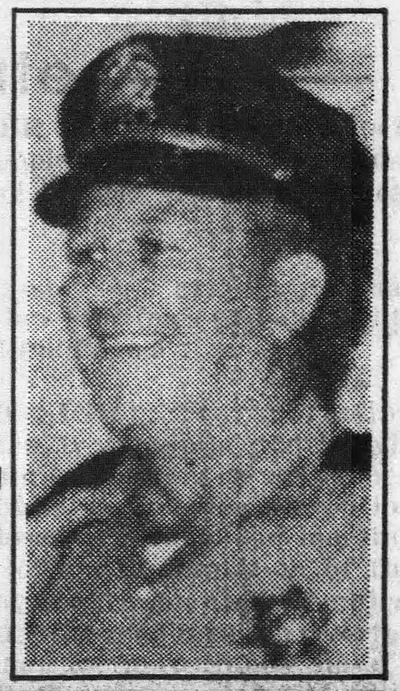 Patrolman Hugh Everette Eubanks | Bolivar Police Department, Tennessee
