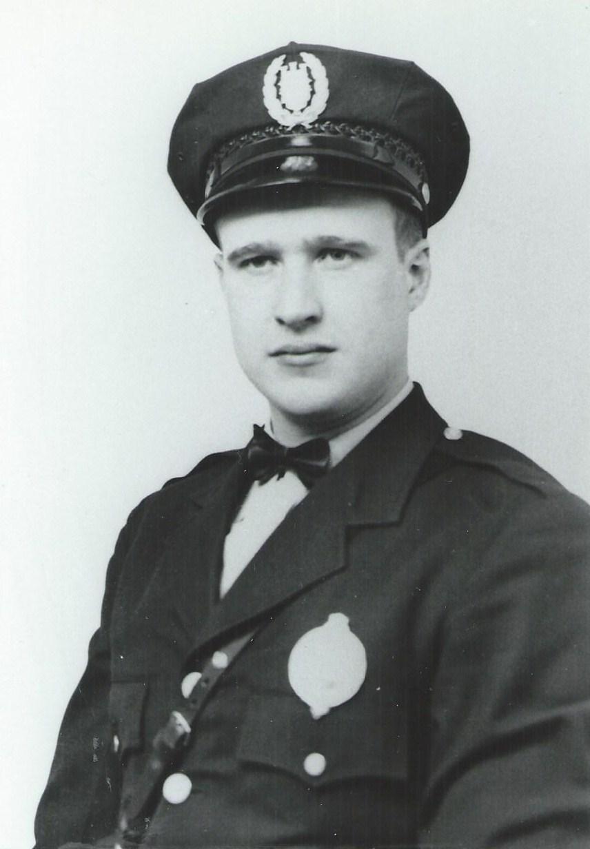 Patrolman William Ross Ewing | Pittsburgh Police Department, Pennsylvania