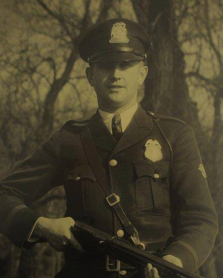Patrolman Albert Charles Exner | Lake Geneva Police Department, Wisconsin