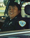 Patrol Officer Jeffrey Scott Skenandore | Oneida Tribal Police Department, Tribal Police